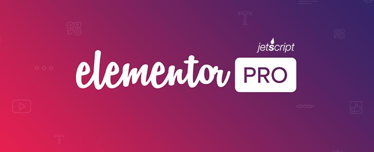 افزونه وردپرس صفحه ساز المنتور elementor pro نسخه حرفه ای