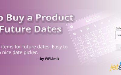 افزونه ووکامرس تعیین زمان خرید کالا توسط کاربر WPLimit Woo Buy